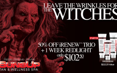 LEAVE THE WRINKLES TO THE WITCHES- Part 2