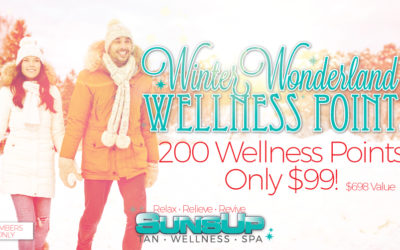 Winter Wonderland Wellness Points