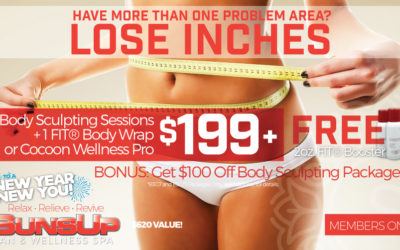 Lose Inches- Body Sculpting Special