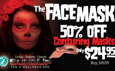 The Face Mask- 50% OFF